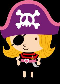 Piratas para imprimir Imagenes y dibujos para imprimir Piratas Tema del pirata y Niños piratas