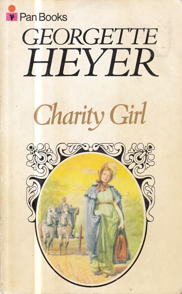 Charity Girl: Georgette Heyer | Georgette heyer, Georgette ...