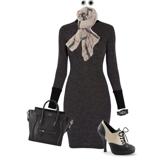 A fashion look from October 2014 featuring Morgan dresses and David Yurman earrings. Browse and shop related looks.