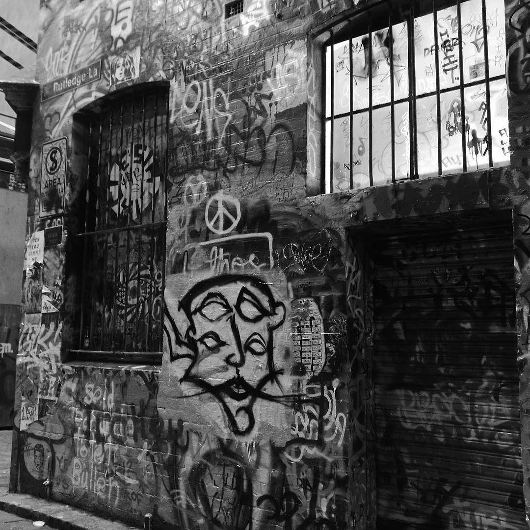 Hosierlane hosiersept melbourne hosierla graffitiart