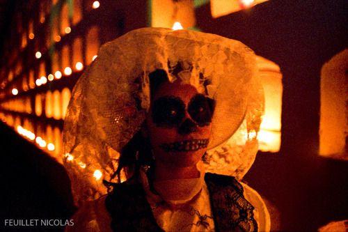 El dia de los muertos , Oaxaca ,Mexico, Novembre 2012