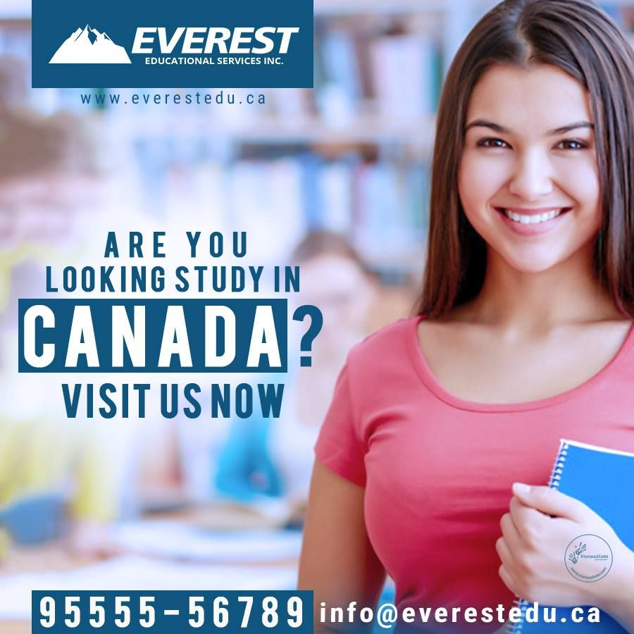 Pin By Everest Educational Services Inc On Study In Canada In 2019