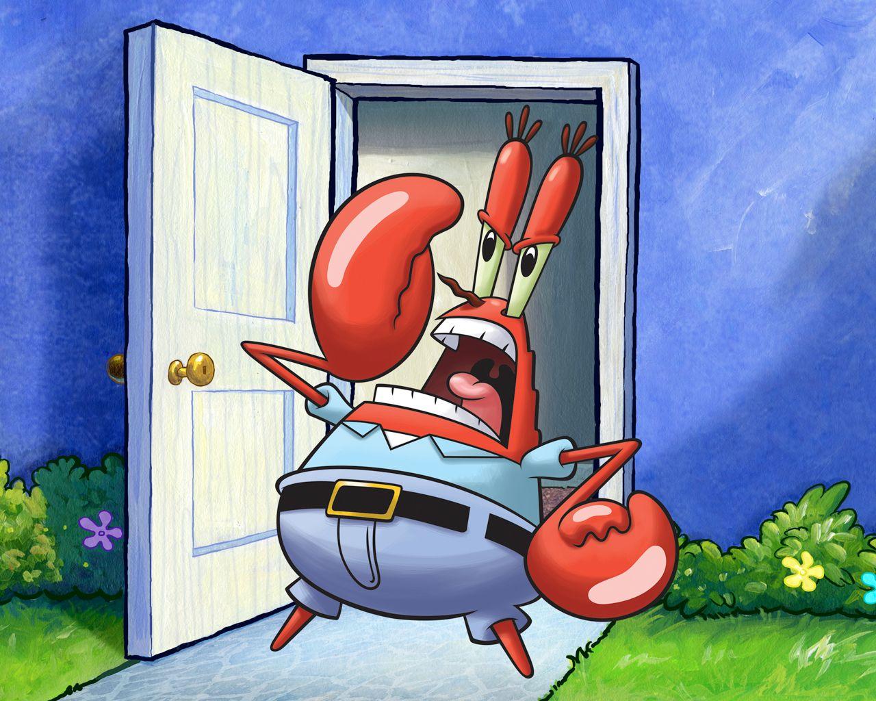 Mr Krabs Spongebob Mr Krabs Spongebob Squarepants