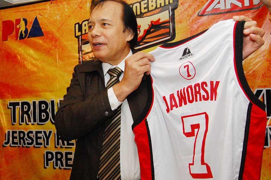 Jaworski's No. 7 | Sport icon, Basketball players ...