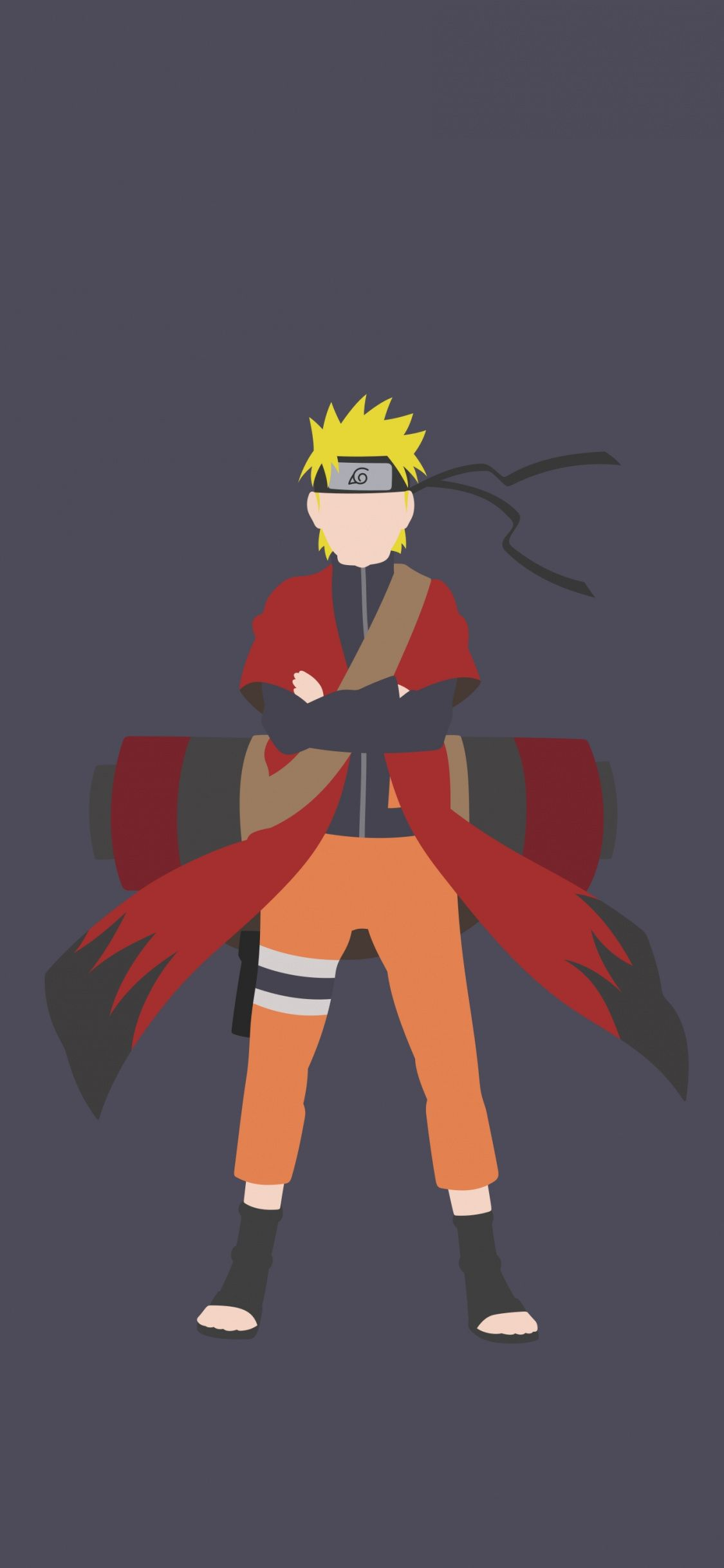 Minimal Anime Naruto Uzumaki Wallpaper Bleach Anime Imagem De