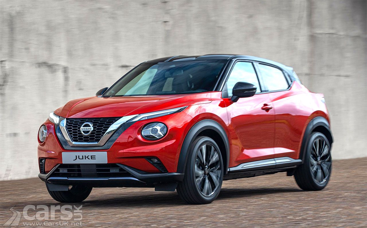 New Nissan Juke Revealed The Juke Grows Up Cars Uk In 2020 Nissan Juke New Nissan Nissan