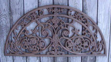 Victorian Era Doormat   Google Search. Iron WorkVictorian EraDoormatWrought  ...