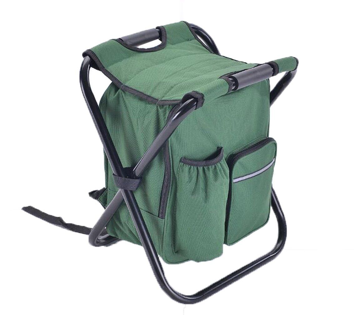 NEW 3 In 1 Outdoor Portable Multifunctional Foldable Cooler Bag Chair Backpack