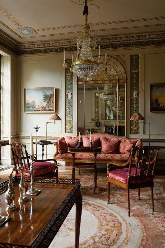 Venetian Splendor In London: Alvise Orsini. Photo: Andreas Von Einsiedel  For House U0026