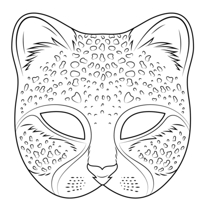 How To Draw A Cheetah Step By Step Drawing Tutorials Cheetah Drawing Drawing Tutorial Super Coloring Pages