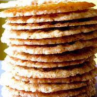 Lacy Oatmeal Cookies...Yum!!....<3