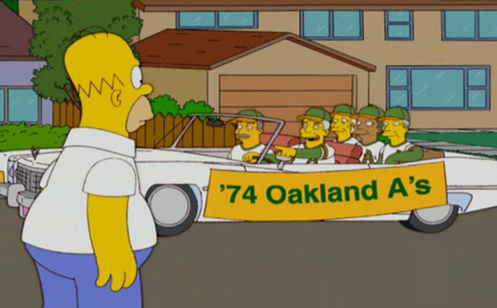 Major League Baseball Players The Simpsons In 2020 Major League Baseball Players The Simpsons Oaktown