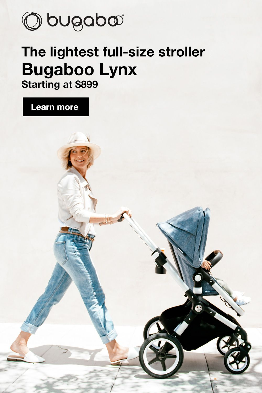 Bugaboo Lynx in 2020 Bugaboo, Full size stroller, Baby