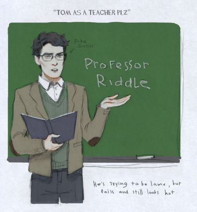 Tom Riddle as a professor Harry PotterFantastic Beasts