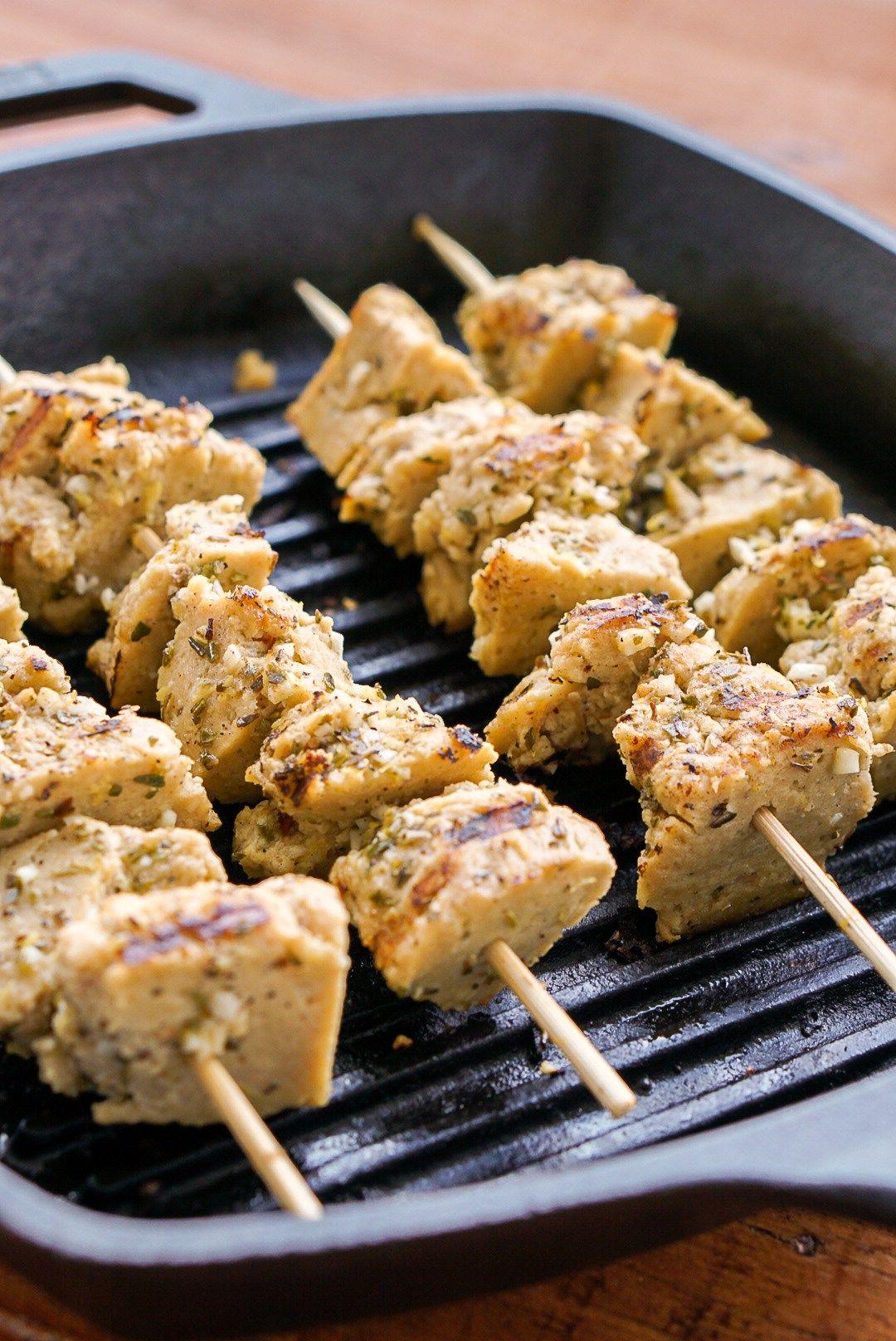Chicken Style Seitan