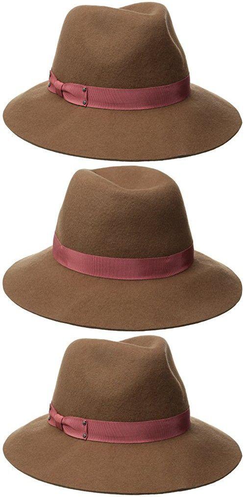 094d474352060 Genie by Eugenia Kim Women s Florence Wool Felt Wide-Brim Fedora Hat ...