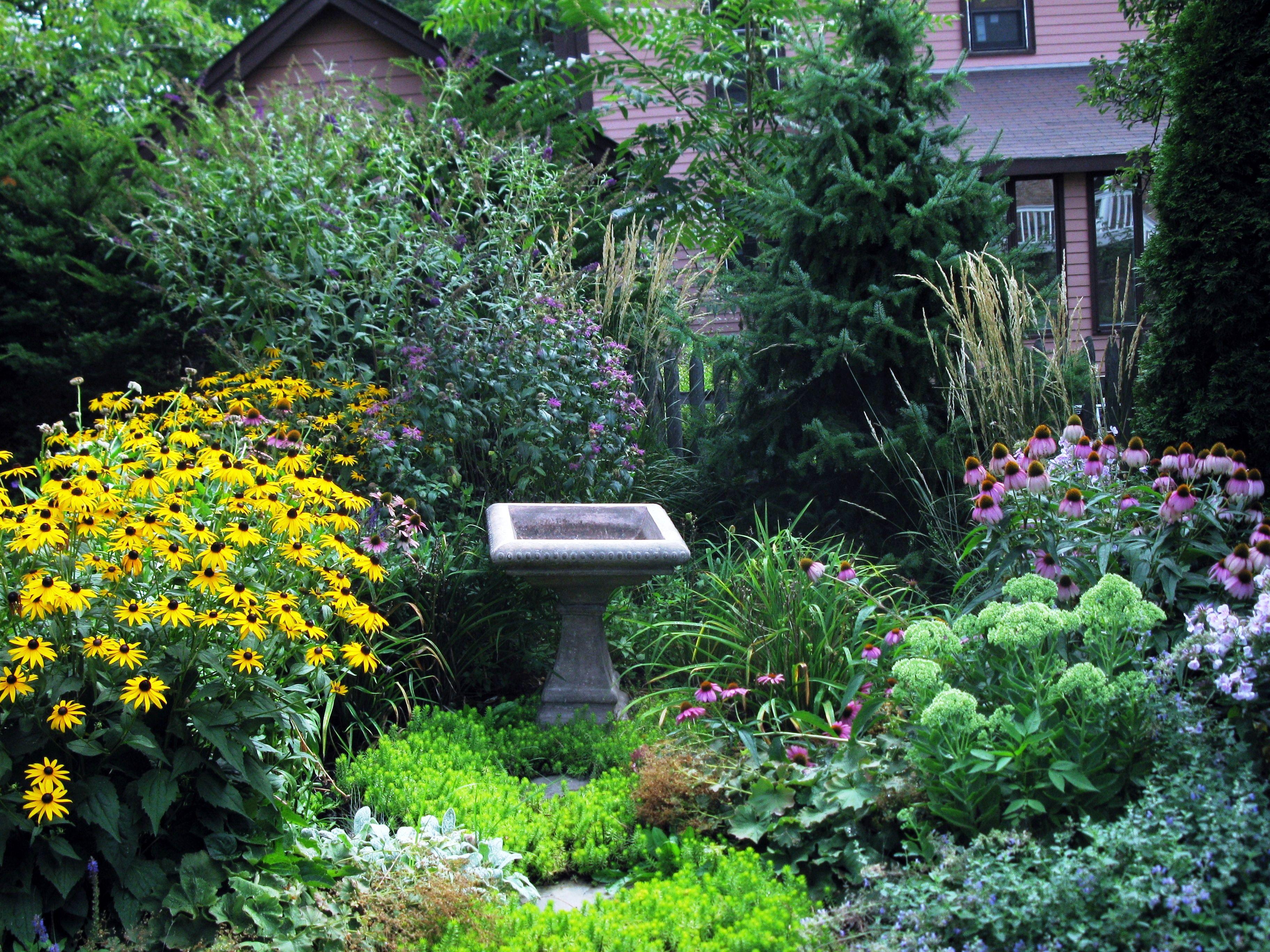 Perennial Flower Garden Layout New Jersey   Google Search