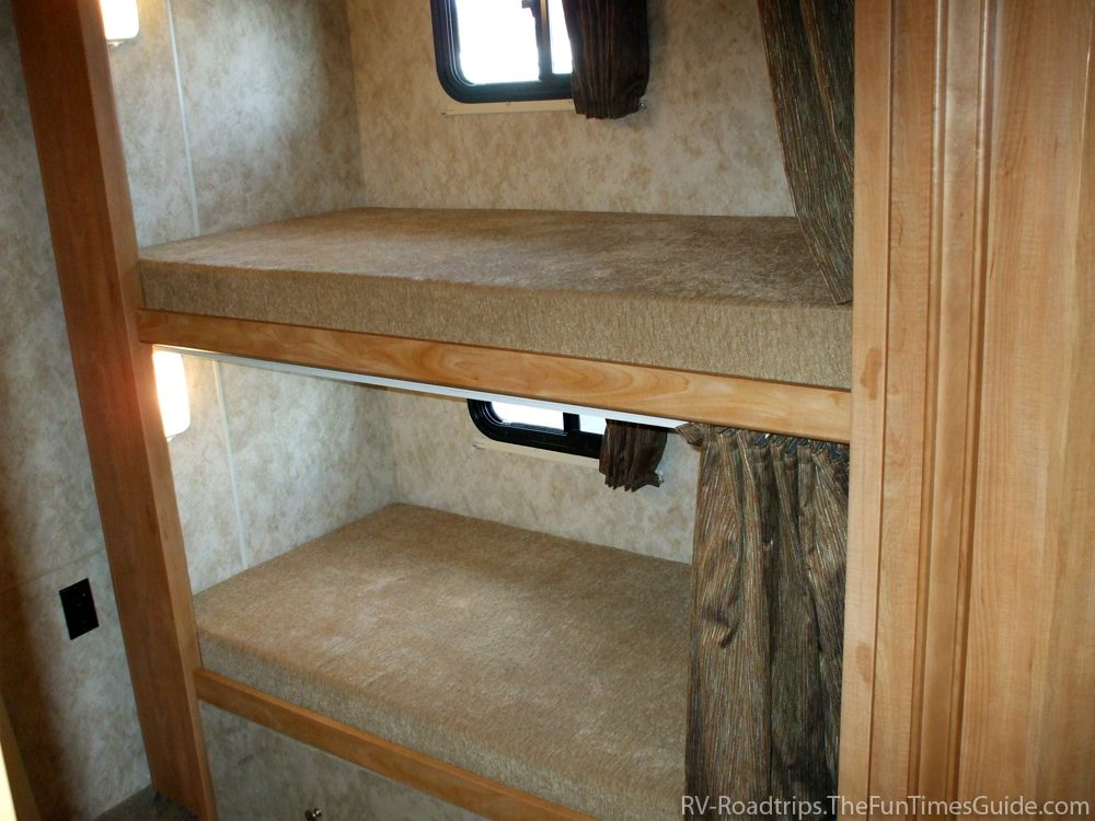 Diy Rv Project Convert An Rv Bunkhouse Room Into A