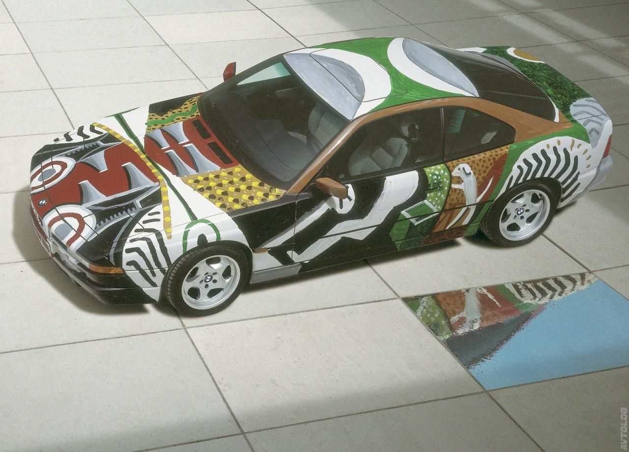 2006 BMW Art Car Collection   Remote Controlled Cars   Pinterest ...