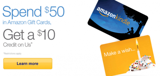 583cfaad0b85b Make $10 with Amazon Gift Card Deal! | sales/coupons | Coupon deals ...