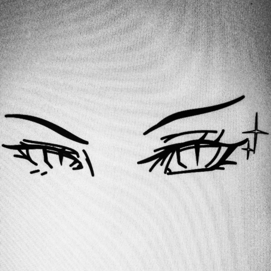 #linework#tattoo #traditionaltattoo #blackwork #ink #pt #tattooflash #tattoos #flashtattoo #lines #blackink #tattoodesigns #ttt #tttism #draw #eyeshadow #eye #europe #art #linetattoo #design #aesthetics #frame #tattoos #bold #instagram #desenho #tatuagem #maisonmargiela