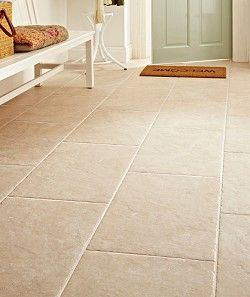 Porcelain Floor Tile Kitchen Google Search