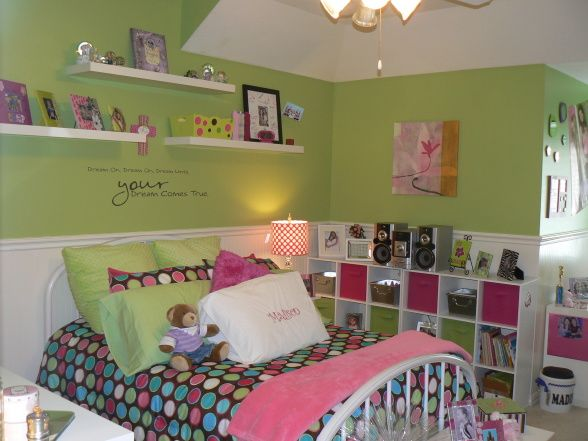 11 Year Girl Rooms: Maddys Tween Room Makeover, This Is My 11 Year Old