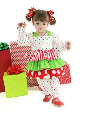 Images of Christmas Outfits For Girls - Reikian