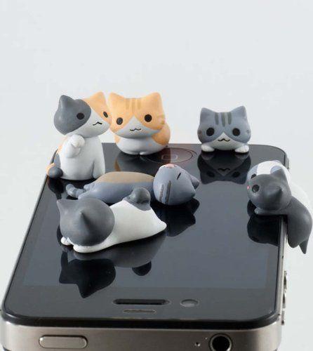6pcs Cheese Cat 3.5mm Anti Dust Earphone Jack Plug Stopper Cap for Iphone HTC Usamz909,http://www.amazon.com/dp/B00AHWGBYA/ref=cm_sw_r_pi_dp_OA5atb0A3GJY8JE0