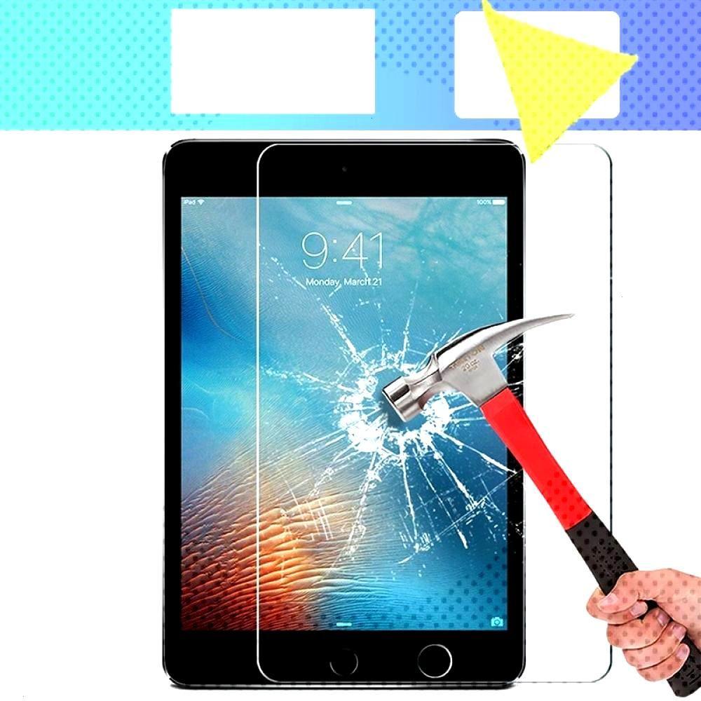 9 H Protector de pantalla para iPad mini 2 3 4 5 de vidrio templado para iPad Pro 11 10,5  Price: $
