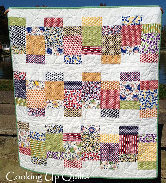 How Many Layer Cakes To Make A Lap Size Quilt