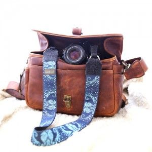 Super Cool Sheldon DSLR Camera Strap