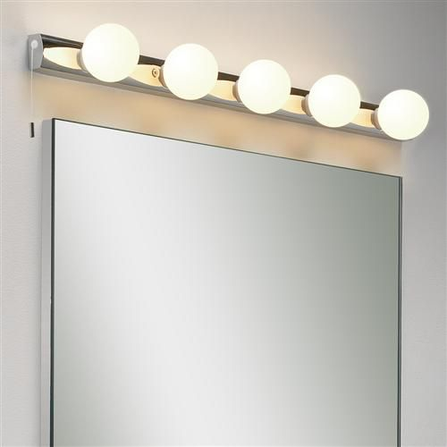 Image Result For Bathroom Mirror Lights With Images Bathroom