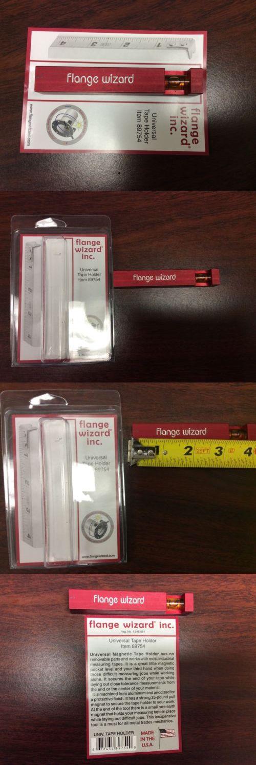 Flange Wizard Universal Tape Holder