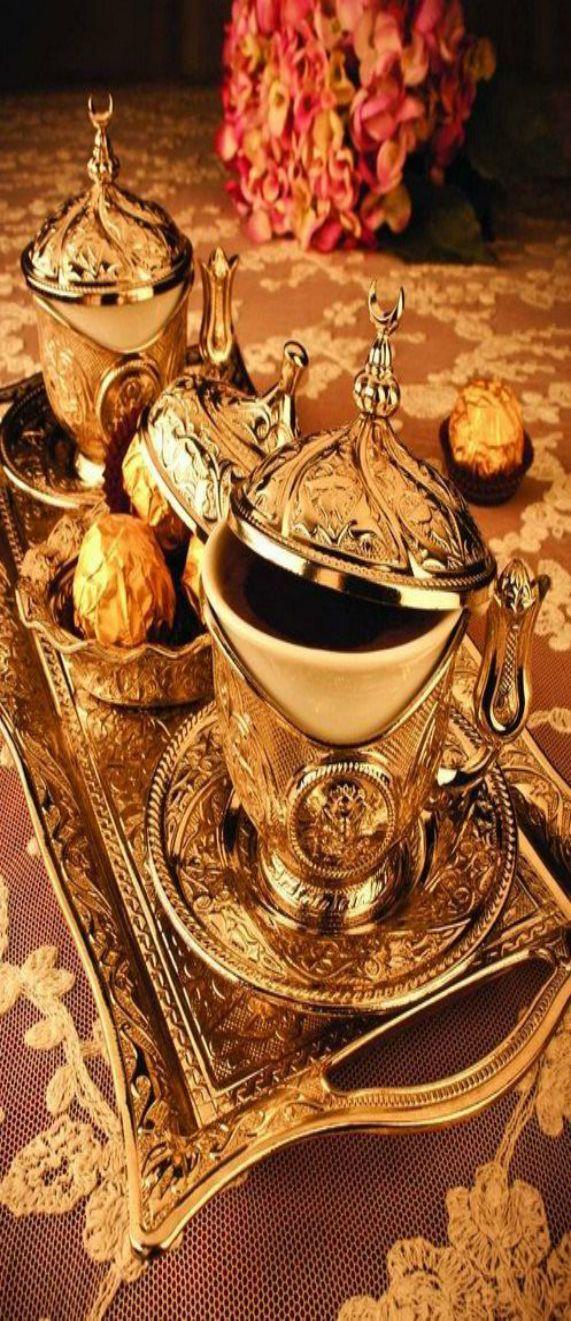 Turkish Coffee Classy Set