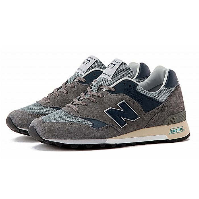 De vez en cuando Parque jurásico Nadie  New balance 577 sneakers-Made in UK-NEW BALANCE M577 ANG [Gray] running  shoes men's sneakers for men men's sneaker … | Sneakers men, Running shoes  for men, Sneakers