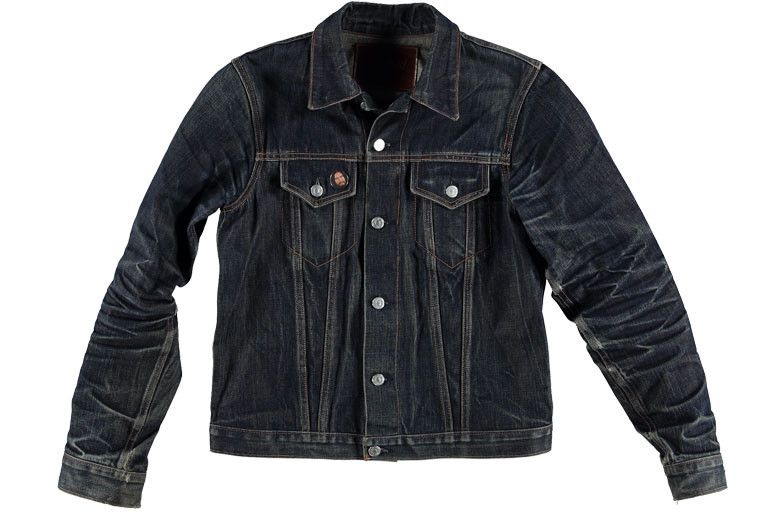 Fade Friday - Jean Shop Denim Jacket (7 years, 1 soak, 0 washes)