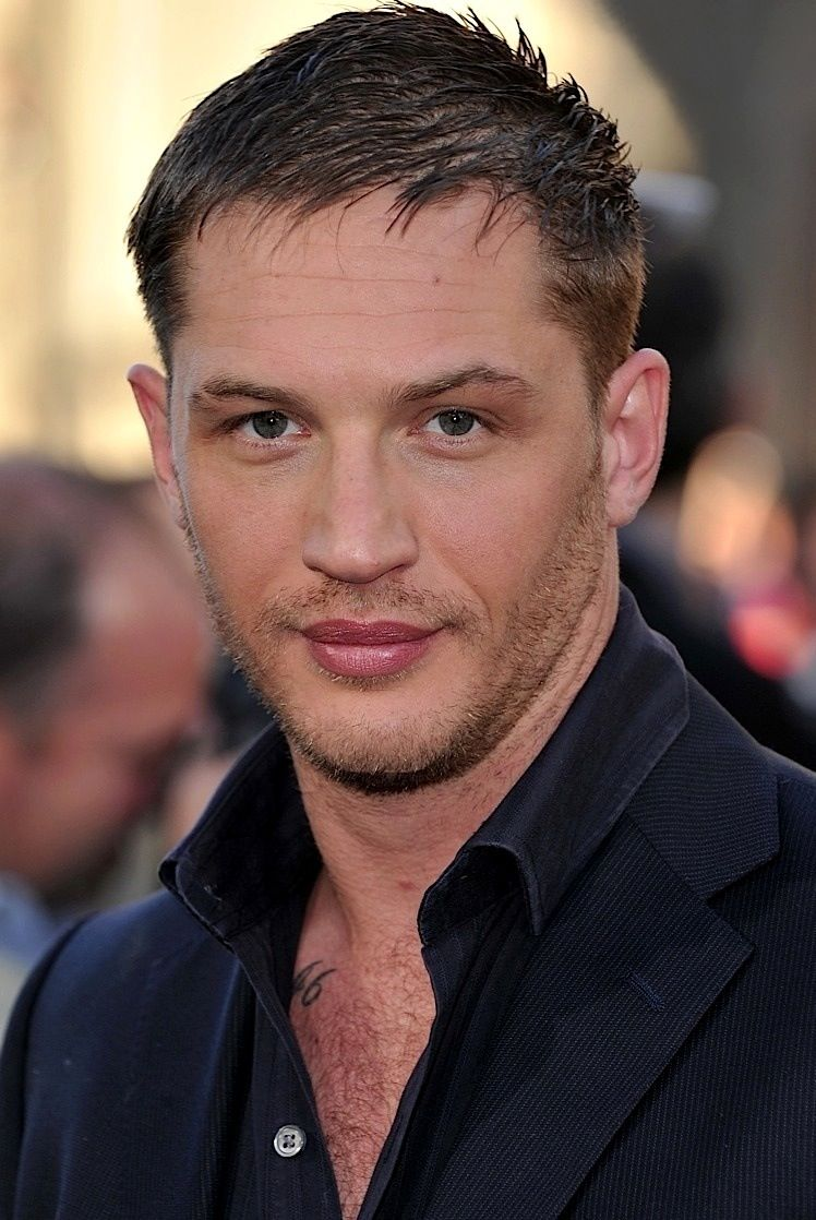 Tom Hardy tops the rating of the most popular actors of the year