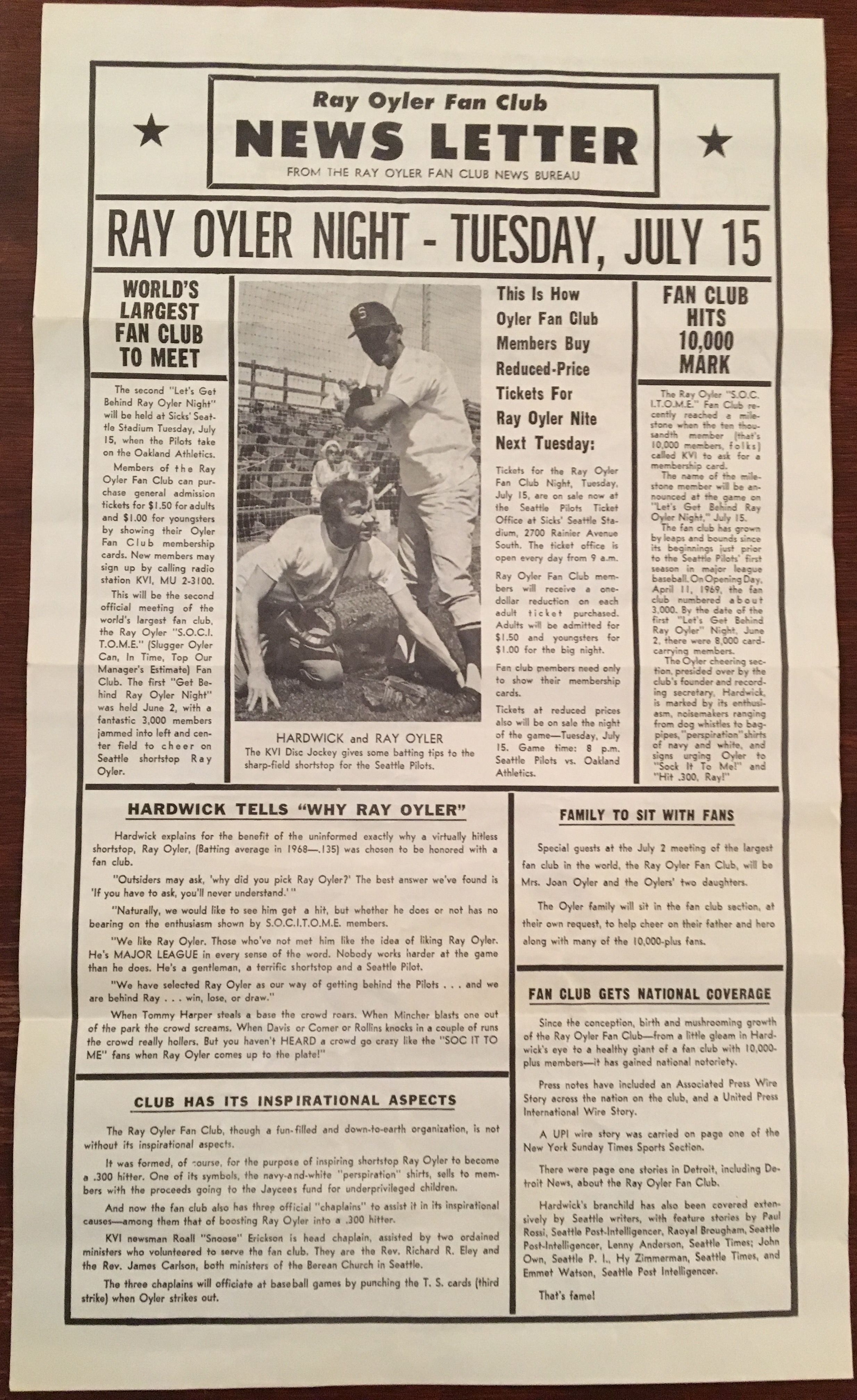 Pin By Norma Chris Boushey Scentsy On Seattle Pilots Baseball 1969 Lettering Pilot Puerto Rico