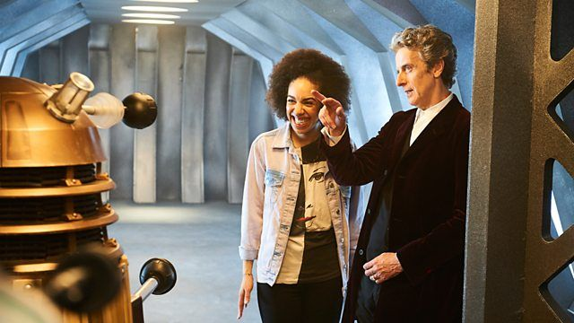 BBC Latest News - Doctor Who - 9 things about new Doctor Who companion Pearl Mackie