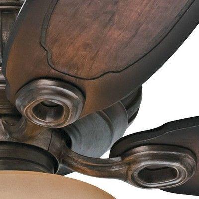 Roman Sienna Lighted Ceiling Fan