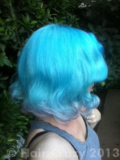 Misscro Azure Ion Color Brilliance Ion Color Brilliance Hair Inspiration Long Bright Hair Colors