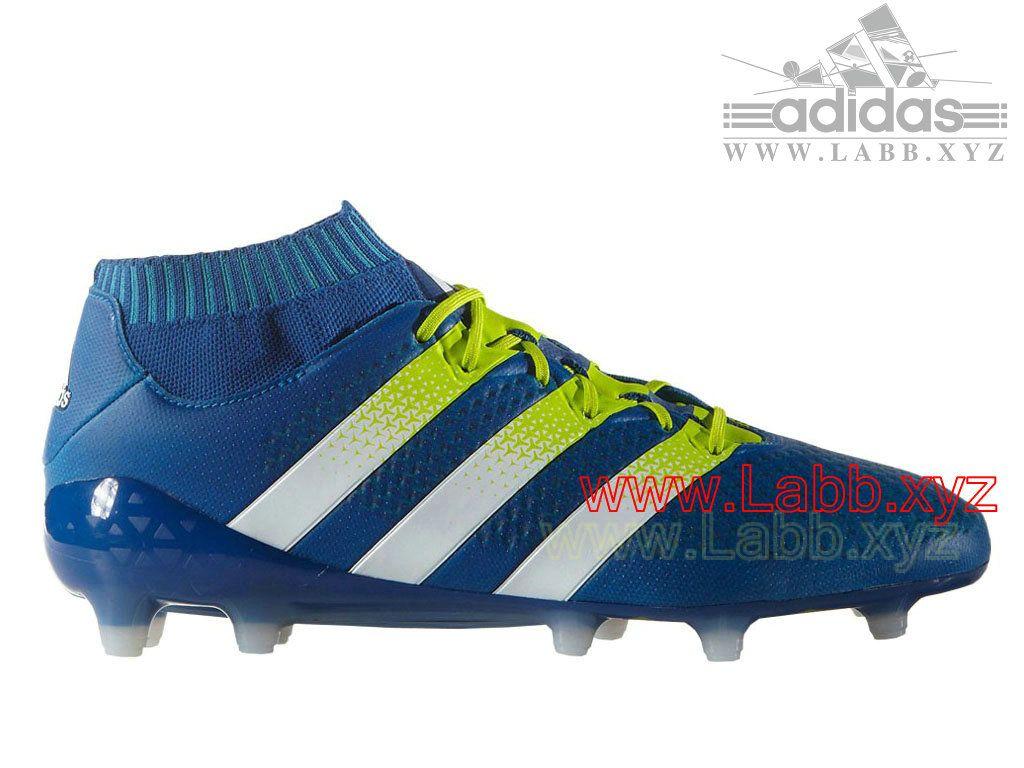 Adidas Homme Football Chaussure ACE 16.1 Primeknit terrain ...