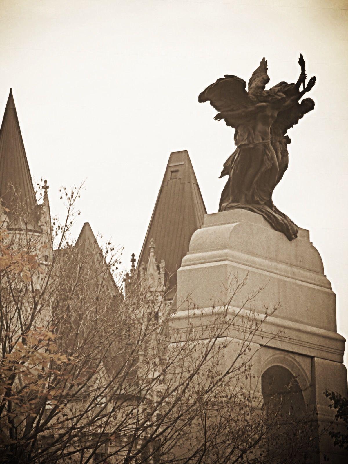 Canada's National War Memorial, Ottawa ~ Credit: Lyne Labrèche. Follow me for more inspiration!