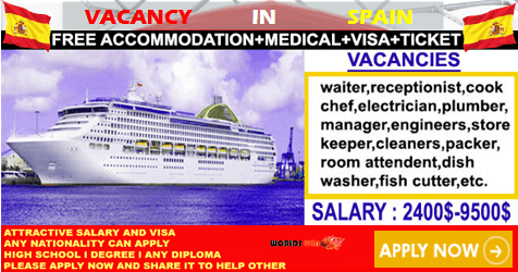 Spain Cruise Ship Jobs Spain Cruise Ship Jobs Usually Hire People - Cruise ship director salary