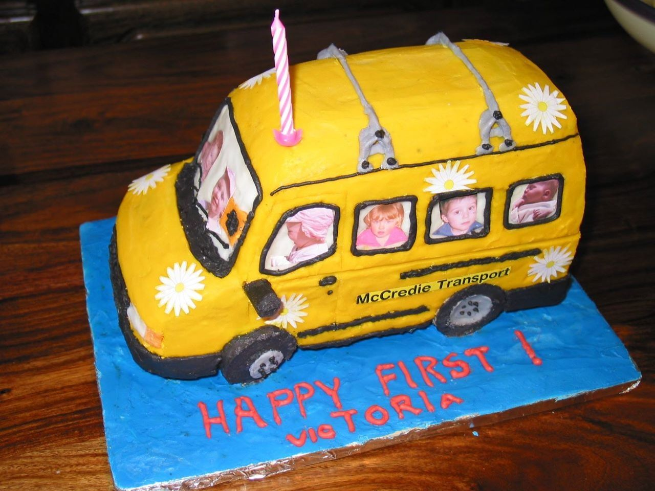 Balamory Daisy Bus Dad S Birthday Masterpieces In 2019