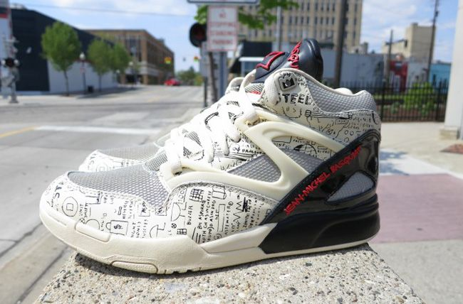 Look for this pair of Basquiat x Reebok Pump Omni Lite at accounts now  including Detroit-based Burn Rubber. f288f3042
