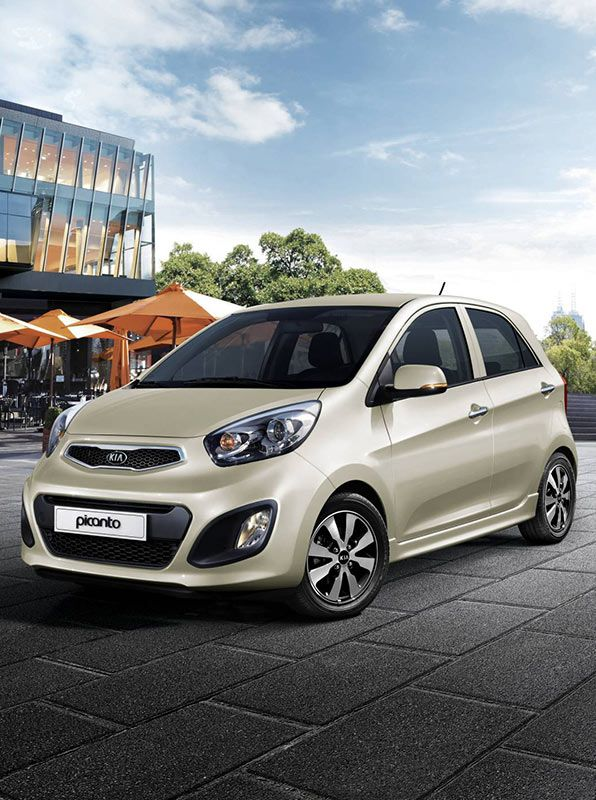 The Kia Picanto Lpg A Bi Fuel Petrol Lpg Small Car From Kia