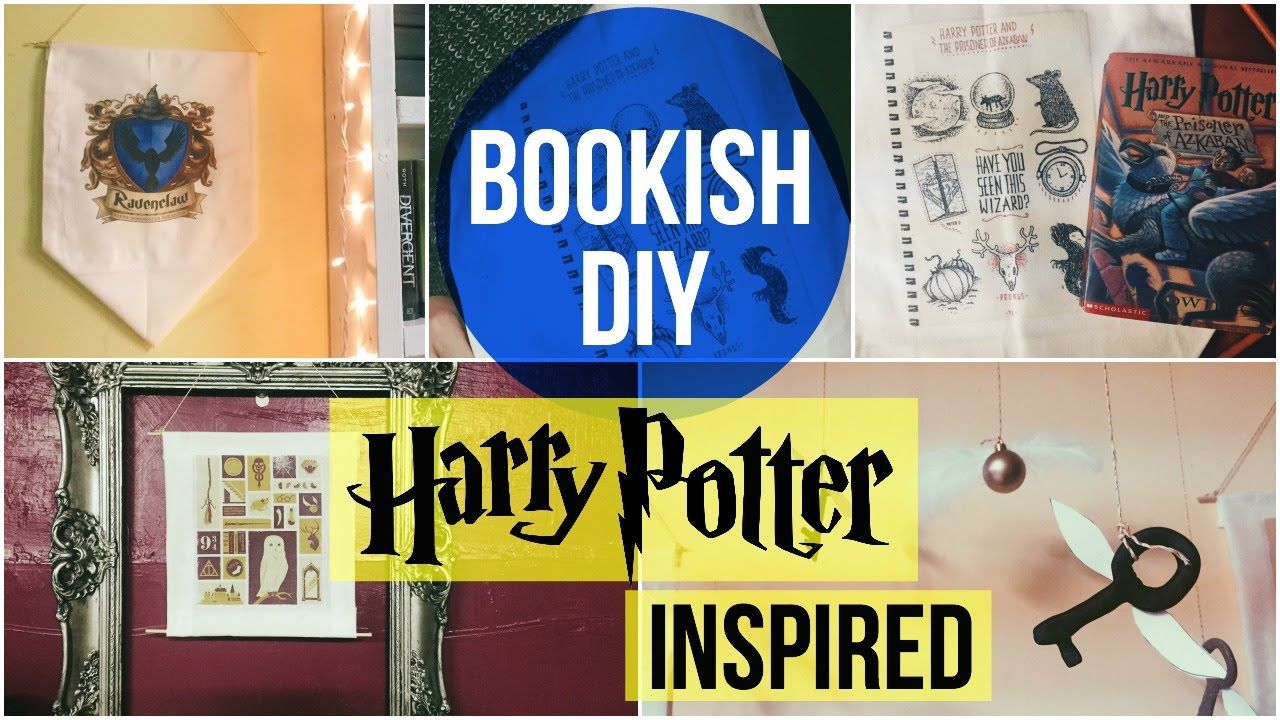 BOOKISH DIY harry potter inspired. Snitch + Quidditch