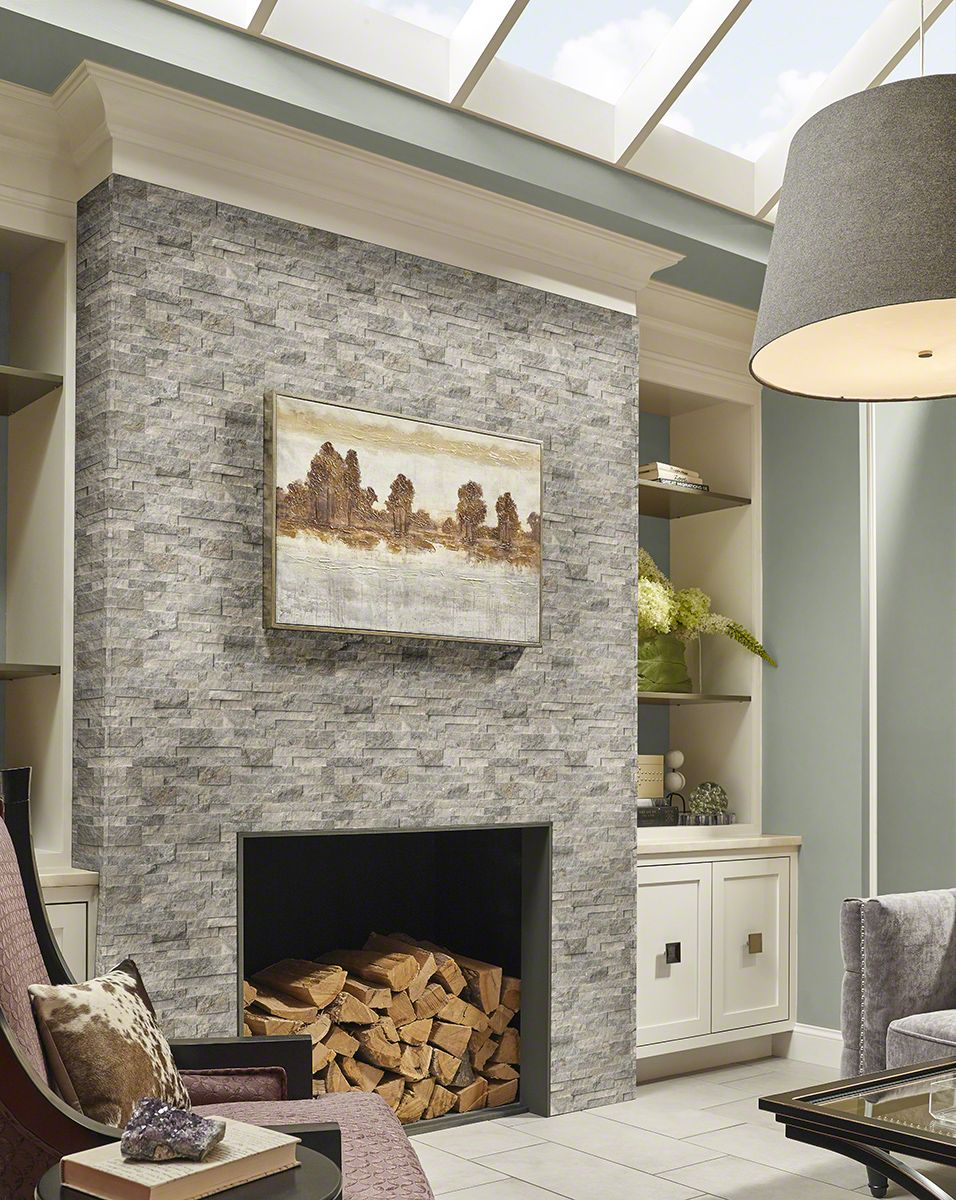 silver travertine | house | pinterest | stones, silver and stacked